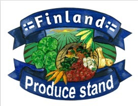 Finland Produce Stand & Craft Market